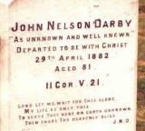 Synopsis J.N. Darby